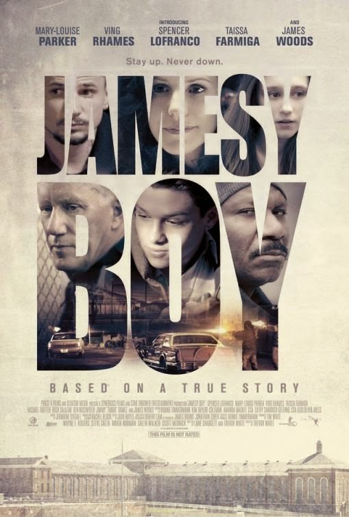 Poster Of English Movie Jamesy Boy (2014) Free Download Full New Hollywood Movie Watch Online At Alldownloads4u.Com