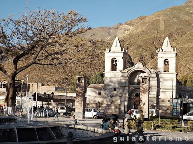 Valle del Colca - Chivay
