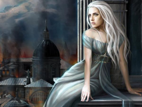 Girl Waiting For Love, Sorceress 3