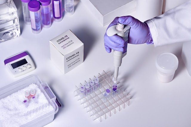 En etkili koronavirüs testi PCR