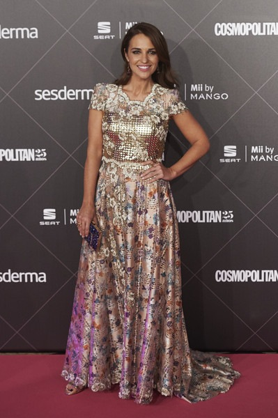 Paula Echevarria attends the VIII Cosmopolitan Fun Fearless Female Awards