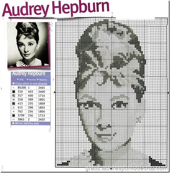 aurey hepburn 1