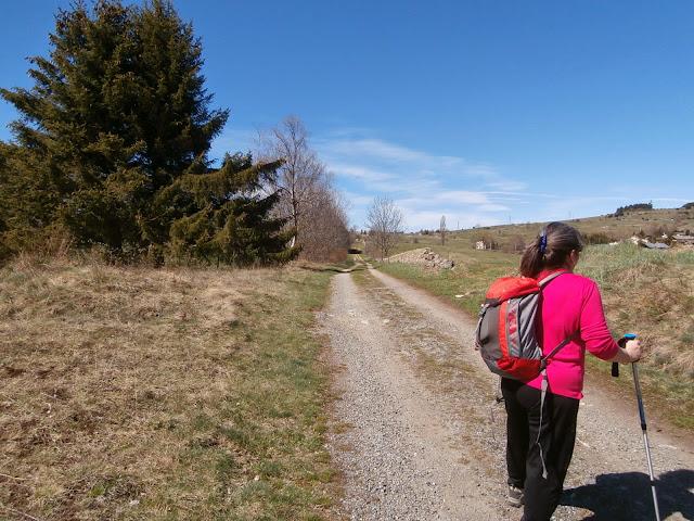 Camino del Col de la Perche
