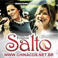 CD Forró de Salto - Promocional de Abril - 2013