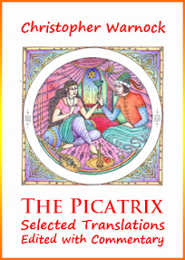 Cover of Christopher Warnock's Book The Picatrix Selected Translations Edited with Commentary