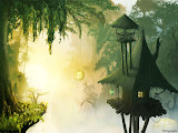 Mysterious Lands Of Fantasy