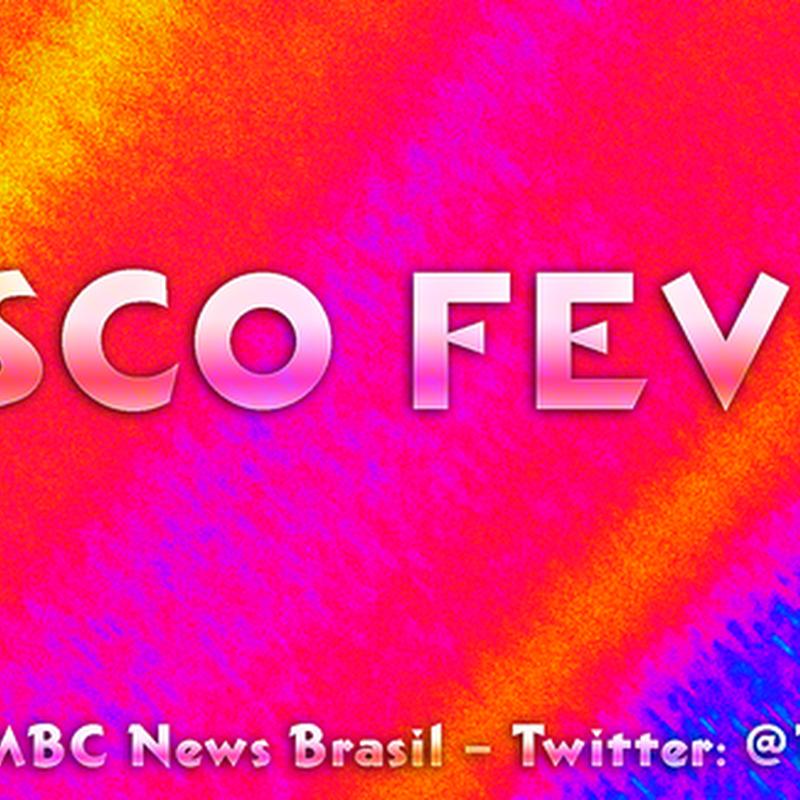 # DISCOFEVER : Disco music ensina tocar seu sino
