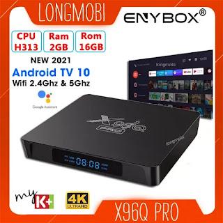enybox x96 pro