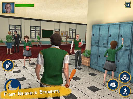 High School Gangster apkpoly screenshots 8