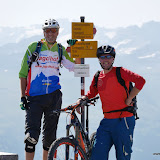 Bike - Davos Bahnentour mit Thomi Giger (bikehotels.it trailbiker)