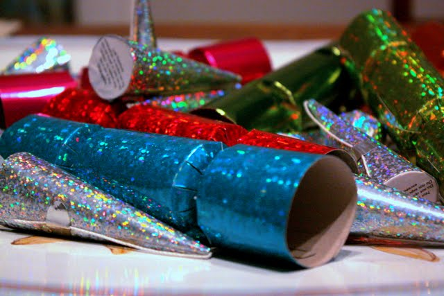 Party poppers in Johannesburg South Africa