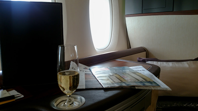 SIN%252520PVG 29 - REVIEW - Singapore Airlines : Suites - Singapore to Shanghai (A380)