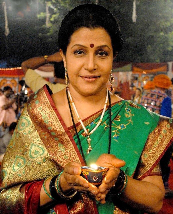 Savita Prabhune (Sulochana of Pavitra Rishta)