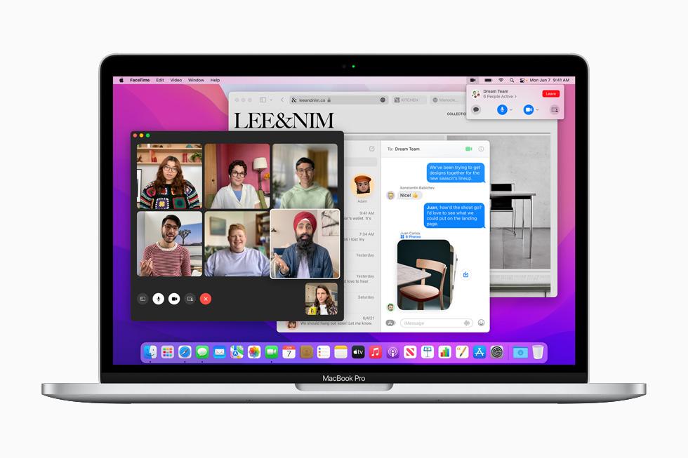 Questo è il nuovo macOS Monterey | Video