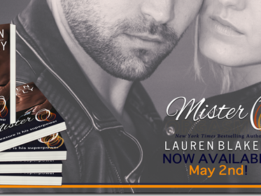 New Release: Mister O by Lauren Blakely + Teaser and Excerpt