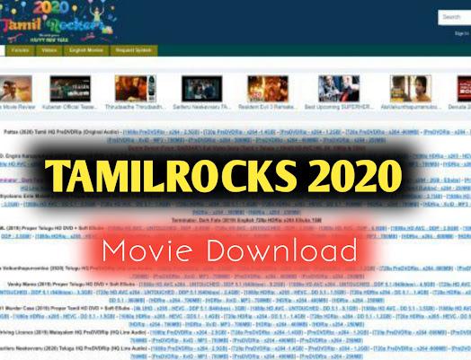 tamilrockers 2020 Hindi movie