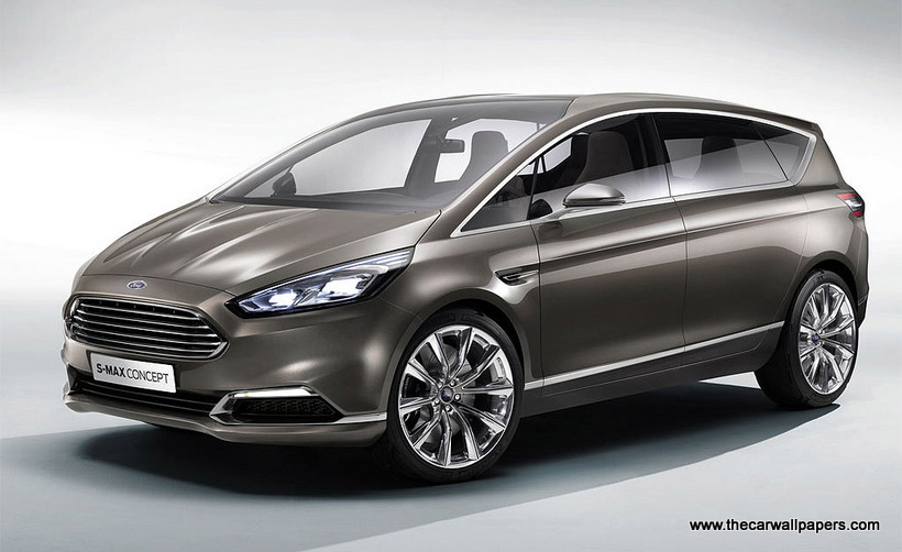 Ford S-MAX Concept 2013