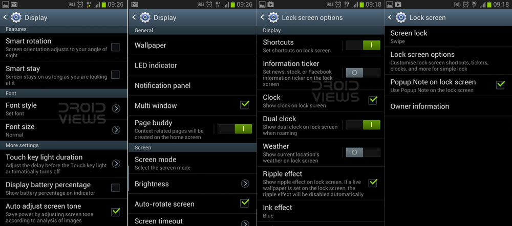 Samsung Galaxy Note 2 N7100 Android 4 1 2 JB Update Hits