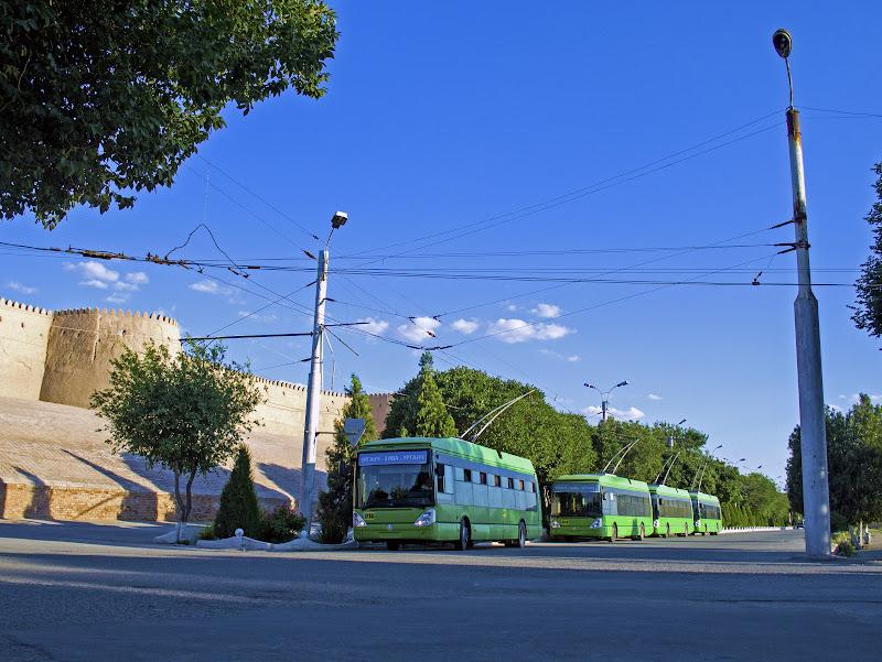 Ургенчский троллейбус