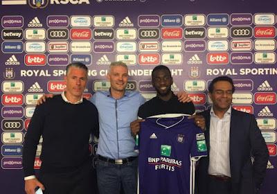 """A 43 secondes près, Anderlecht n'aurait pas eu Bolasie : """"Romelu m'a obligé"""""""
