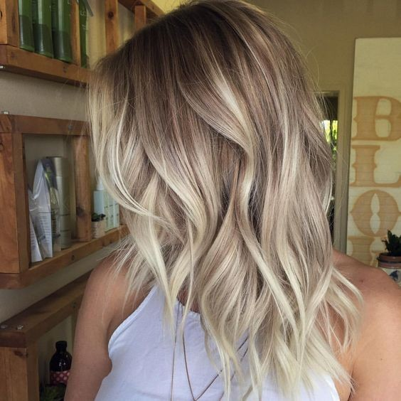 2018 Medium Length Haircuts for Teens - Medium haircuts 4