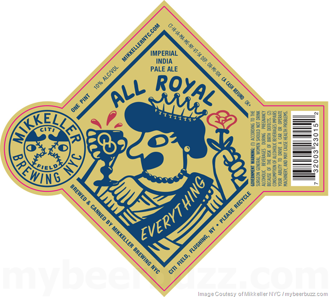 Mikkeller Brewing NYC Adding All Royal Everything Cans