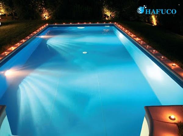 Đèn bể bơi có những tác dụng gì?