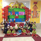 Pet Day Celebration by Playgroup at Witty World