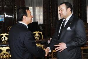 Renault pour le Maroc et … la mayonnaise pour l'Algérie