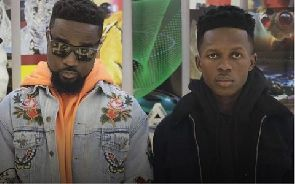 Strongman questions Sarkodie's influence on his career
