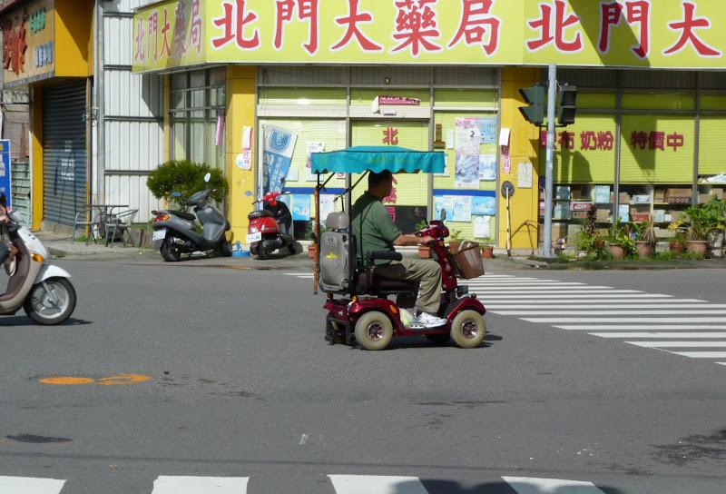 Electrique et très populaire à Taiwan
