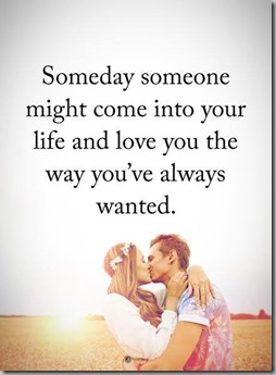 someday someone