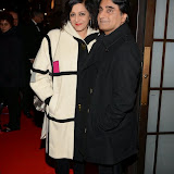 OIC - ENTSIMAGES.COM - Meera Syal and Sanjeev Bhaskar at the BAFTA - Fundraising Gala in London 5th February 2015  Photo Mobis Photos/OIC 0203 174 1069