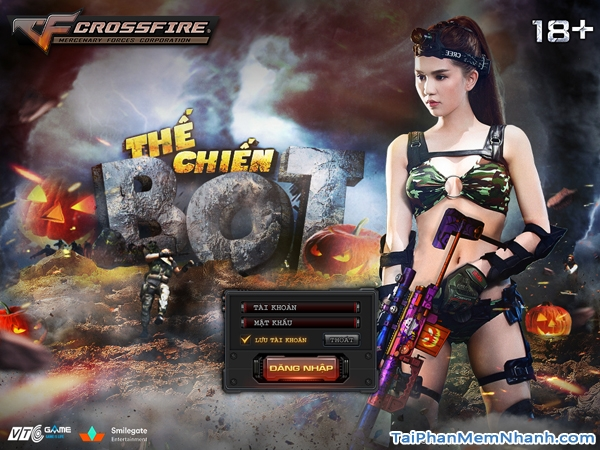 Download game dot kich online phien ban moi nhat.
