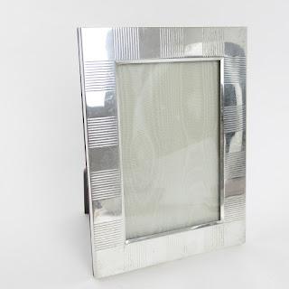 Sterling Silver Frame