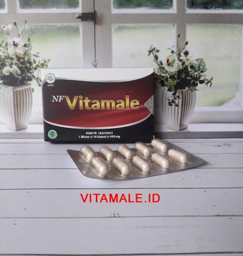 Bisa Kirim NF-Vitamale Asli di BangkalanBanyuwangiBlitar Silahkan WA ke 0821-3322-3939