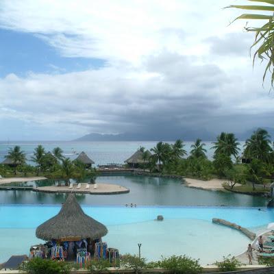 Tahiti - Belvédère