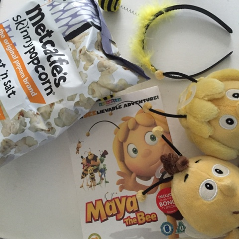 maya the bee dvd release