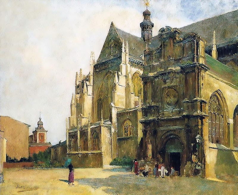 Evariste Carpentier - St-Jacques, c. 1900
