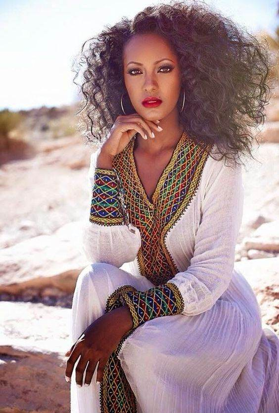 Ethiopian Traditional Dresses 2017 Styles 7