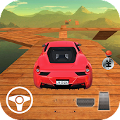 Car Racing On Impossible Pistas