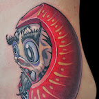 belly - Daruma Dolls Tattoos Pictures