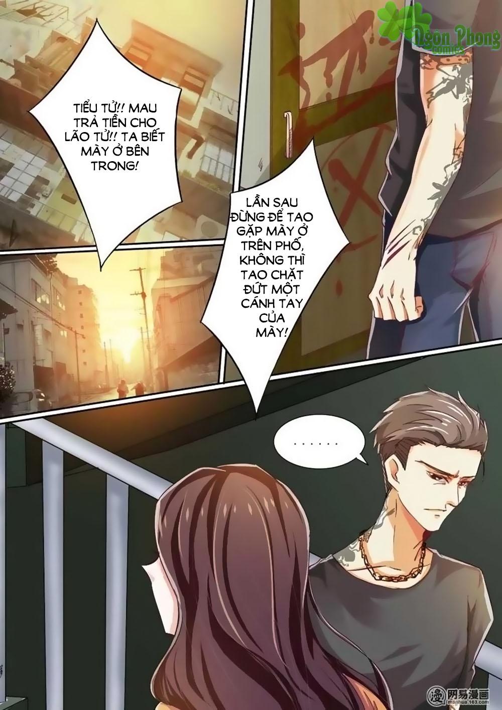 Hào Môn Tiểu Lão Bà - Chapter 43