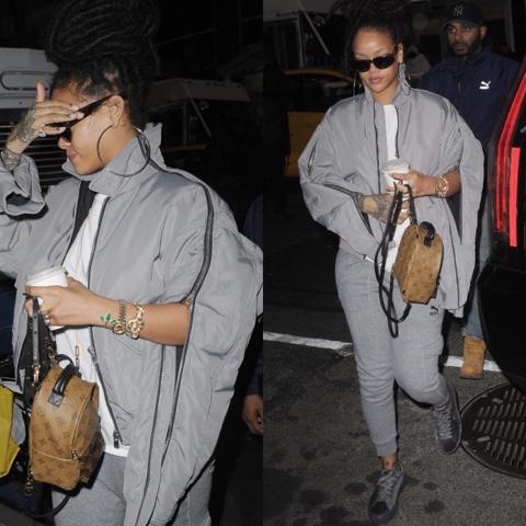 Rihanna's ANTI World Tour outfits