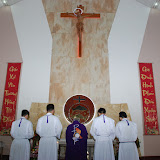 Thánh Lễ Tro