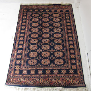 Lahore Bokhara Wool Area Rug