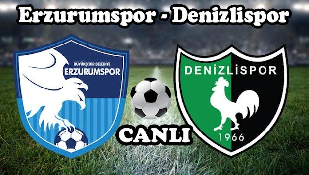 Erzurumspor - Denizlispor Jestspor izle