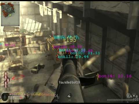 how to get cod4 cheats to work