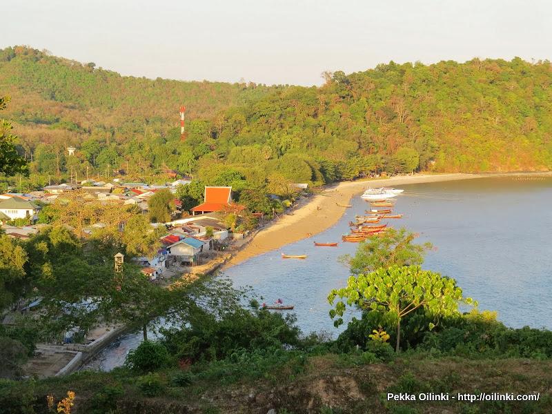 Beach at Koh Sire