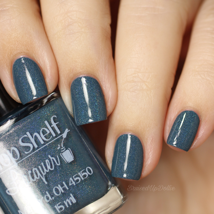 Top Shelf Lacquer Befuddled